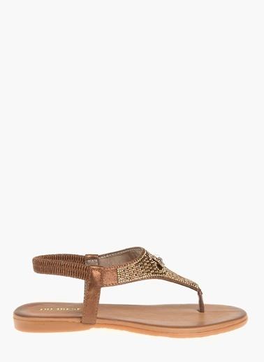 Divarese Sandalet Bronz